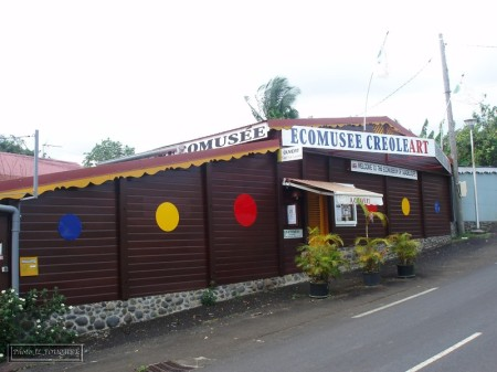 Ecomuseum Guadeloupe Sainte Rose
