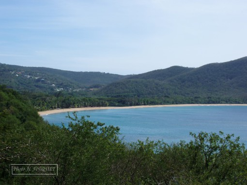 grande anse, guadeloupe, deshaies, plage