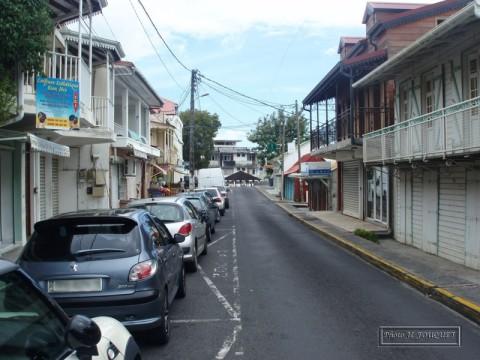 pointe noire rue principale