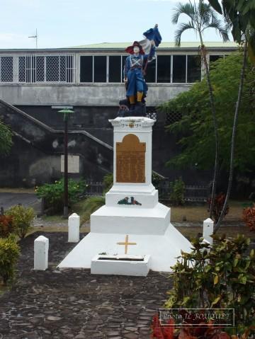 pointe noire memorial