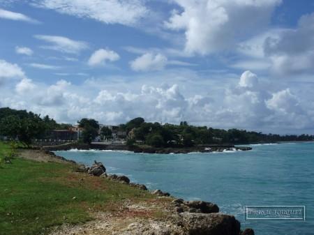anse bertrand, guadeloupe, chapelle, plage