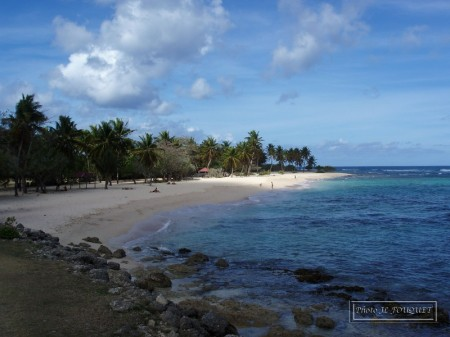 anse bertrand, guadeloupe, la chapelle, plage