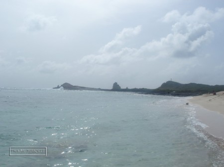 pointe des chateaux, salines, guadeloupe, karukera