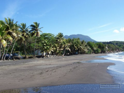 grande anse, trois rivieres, guadeloupe