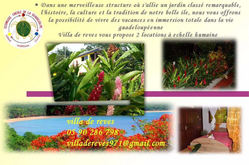 ecomusee, guadeloupe, sainte rose, creole