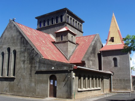 vieux habitants, guadeloupe, karukera, church