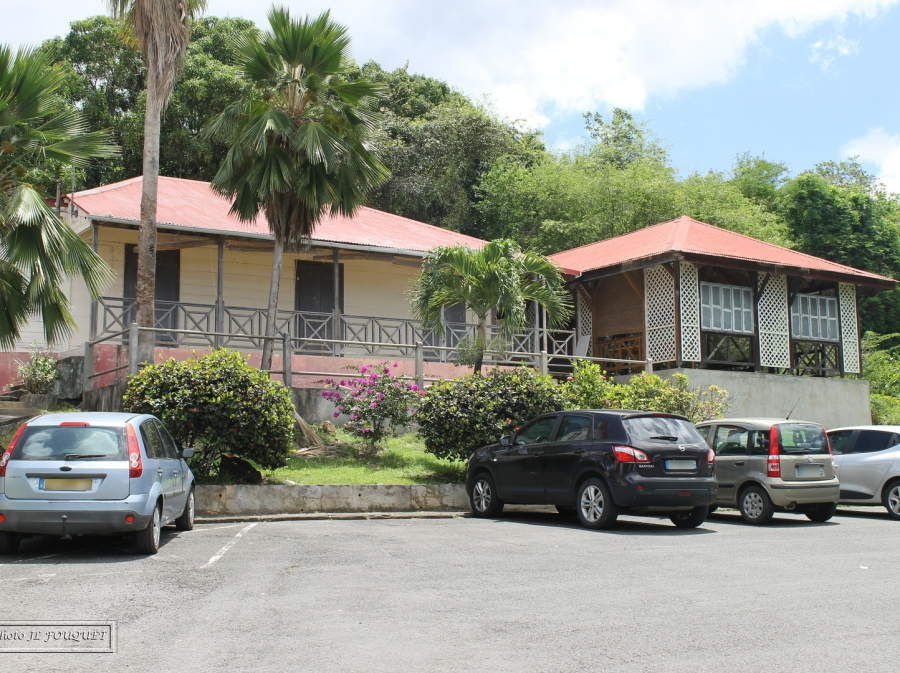 guadeloupe, deshaies, presbytery, death in paradise