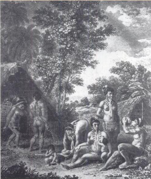guadeloupe, amerindiens, arawak