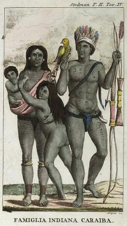 guadeloupe, amerindien, karib, caraibe