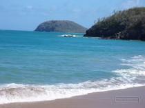 la perle, guadeloupe, beach
