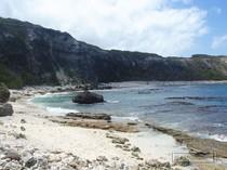 le moule, porte enfer, grande terre, guadeloupe, plage