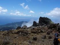 soufriere, guadeloupe, karukera, volcan