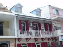 le moule, guadeloupe, maison creole