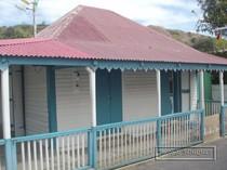 guadeloupe, maison creole