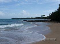 guadeloupe, clugny, beach