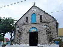 les saintes, terre de haut, église