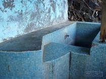 bouillante, guadeloupe, fonds du cure, anse a sable bain du cure