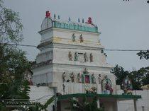 guadeloupe, capesterre, hindu temple, basse terre