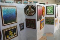 guadeloupe, biabiany, peintre guadeloupe, artiste guadeloupe, vieux habitants, exposition guadeloupe