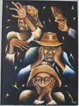 guadeloupe, biabiany, martin biabiany, peintre guadeloupe, artiste guadeloupe, vieux habitants, exposition guadeloupe