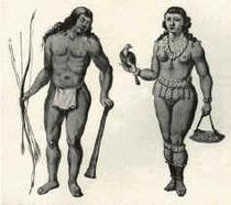 guadeloupe, amerindiens, histoire guadeloupe, arawak